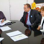 Ibaneis dá posse ao jornalista Bartolomeu na Cultura