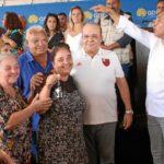 Ibaneis distribuiu 40 mil moradias e quer mais 20 mil
