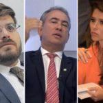 Pesquisa aponta Cleber Pires, Julia Lucy e Marco Vicenzo, os 'Outsiders' para o Buriti em 2022
