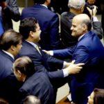 Paco Britto vai à abertura do ano legislativo