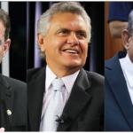 Caiado, Vanderlan e Iris vencem prêmio de políticos mais influentes em Goiás em 2019