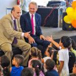 Comunidade do Sol Nascente comemora inauguração da Escola Classe JK