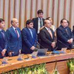 Com a presença de Ibaneis e Paco Britto, CLDF inicia trabalhos legislativos de 2020