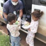 GDF garante alimentação à população em situação de rua