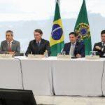 Bolsonaro participa de Reunião sobre Programa de Redução de Impactos Pós-Pandemia