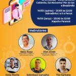 Estão abertas novas inscrições para formação online de empreendedores sociais