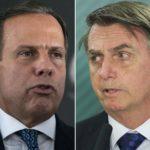 Bolsonaro promete reduzir tributos e pede que empresários lutem contra Doria
