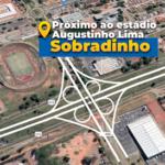 Vai sair o viaduto de Sobradinho!