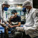 Brasil tem 844 mortes por coronavírus em 24h e supera os 200 mil infectados