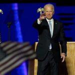 Biden declara vitória nos EUA e promete trabalhar para unificar o país