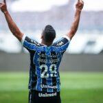 Grêmio supera Cuiabá outra vez e avança à semifinal da Copa do Brasil