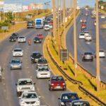 Fiscalização para veículos com placas final 6, 7 e 8 inicia na terça (1°)