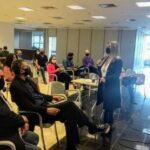 Secretária de Turismo convida o CDDF para conversar sobre desenvolvimento regional