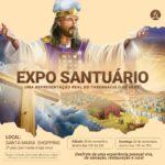 Expo-Santuário: exposição sobre o Tabernáculo, uma representação real do Santuário de Deus
