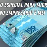 Crédito emergencial: micro e pequenas empresas e MEI podem pedir até R$ 50mil na máquina de cartão