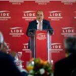 Governador Ibaneis Rocha faz análise da situação da economia do DF