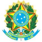 O brasão da República do Brasil