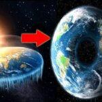 """""""Nova"""" teoria diz que a Terra não é plana e sim em formato de rosca"""