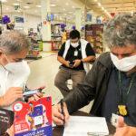 Vigilância Sanitária interdita duas praças de alimentação neste domingo