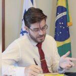 """Advogado Marco Vicenzo questiona reeleição na CLDF: """"Por que na Câmara Federal não pode e na CLDF pode?"""""""