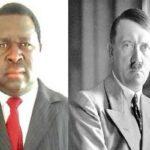 O Adolf Hitler africano