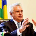 Caiado anuncia vacina contra a covid-19 a partir de fevereiro em Goiás