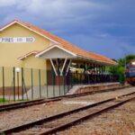 Nos trilhos do DF e Goiás: O trem turístico, em Goiás, está entrando nos trilhos