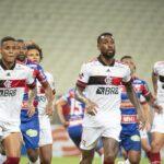 Fortaleza e Flamengo ficam no 0X0 – veja a tabela