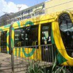 Nos trilhos do DF e Goiás: O Trem Inter metropolitano ligando o centro de Brasília à região sul