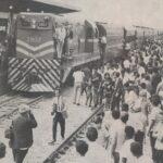 Nos trilhos do DF e Goiás: O primeiro trem para Brasília