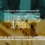 Atenção aos prazos do Refis 2020