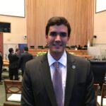 Rafael Prudente é reeleito presidente da CLDF quase por unanimidade