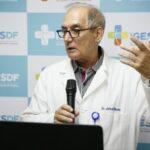 'A única arma contra a Covid-19 é a vacina', diz Iges-DF