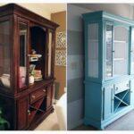 Customização em móveis antigos