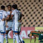 Cruzeiro vence Sampaio Corrêa e ainda sonha com acesso