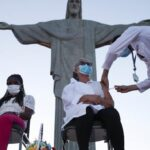 Brasil ultrapassa Índia no percentual de vacinas aplicadas