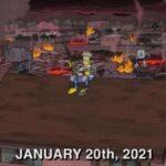 Os Simpsons previram a invasão ao Capitólio
