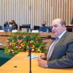 Na primeira Sessão da CLDF, Ibaneis elogiou a Mesa Diretora