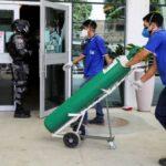 Amazonas desativou 85% dos leitos de UTI criados pelo governo federal para Covid-19 em 2020