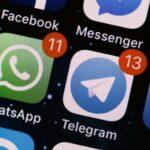 WhatsApp e Telegram: quais as diferenças entre os dois apps