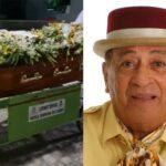 Genival Lacerda é enterrado na Paraíba, sua terra natal; vídeos