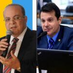 O foco político no DF está entre Ibaneis e Reguffe