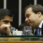 Após debandada Rodrigo Maia diz que decidiu sair do DEM
