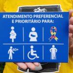 Ibaneis sanciona nova Lei que amplia atendimento preferencial