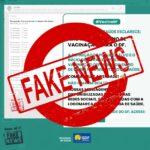 É falso cronograma de vacinação em idosos nas redes sociais