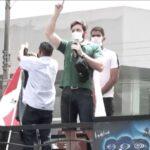 A crise sanitária no Amazonas não conseguiu deter os protestos contra o governo