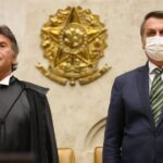 Ao lado de Bolsonaro, Fux desmente de novo que STF proibiu governo federal de agir em pandemia