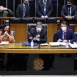 O Presidente Arthur Lira costura acordo para a Mesa Diretora na Câmara dos Deputados