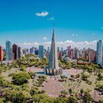 Maringá é eleita a melhor cidade pra se viver no Brasil.