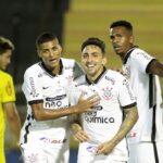 Com gol de Mosquito, Corinthians derrota Mirassol no Paulista
